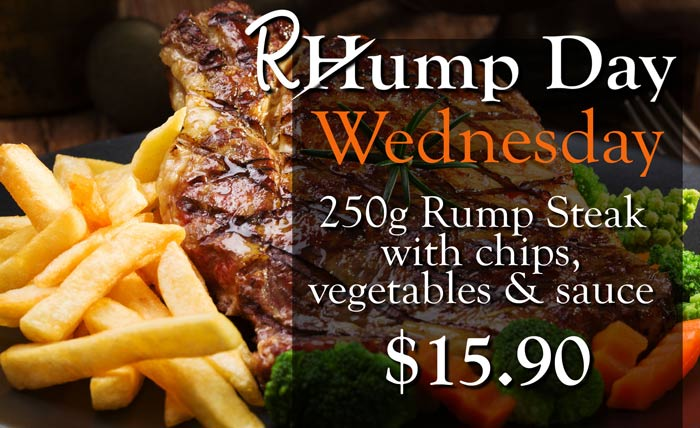 Wednesday-Rump-Special