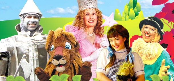 The Wizard of Oz Interactive Show 609 x 285